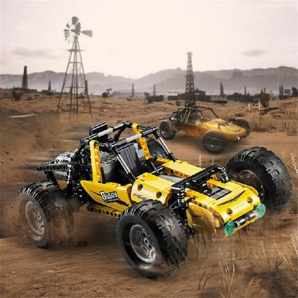 CADA C51043 RC Buggy All-terrain Off-road vehicle - Your World of Building Blocks