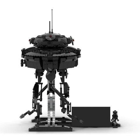 MOC 43368 Imperial Probe Droid - UCS Scale
