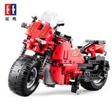 CADA C51024 RC Motorcycle - Your World of Building Blocks