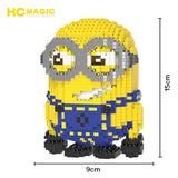 HC MAGIC Cartoon Characters - Your World of Building Blocks