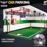QIZHILE 90009 Car Parking - Your World of Building Blocks
