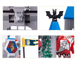 ENLIGHTEN 1022 The Lion Castle Drawbridge - Your World of Building Blocks