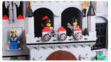 ENLIGHTEN 1021 The Sliver Hawk Eagle Castle - Your World of Building Blocks