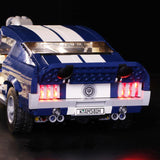 LED Light Kit For The Blue Vehicle Car 21047 - Your World of Building Blocks
