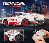 QIZHILE 23010 RC 1:8 GTR - Your World of Building Blocks