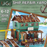 URGE 30106 Ship Repair Yard
