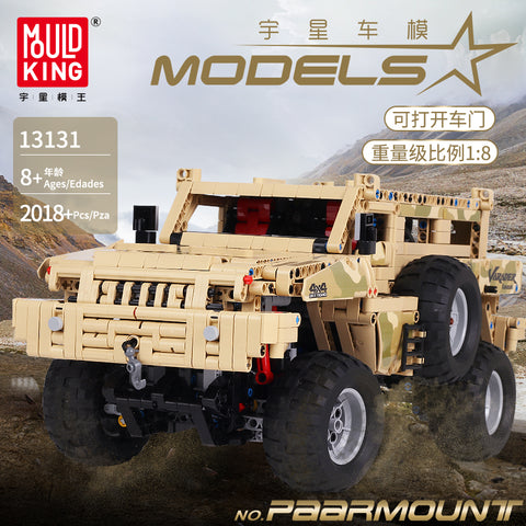 Mould King 13131 1:8 Paramount - Your World of Building Blocks