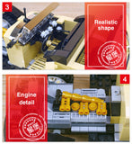 XINGBAO XB-03007 The Rolls-Royce Noble - Your World of Building Blocks