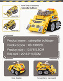 XINGBAO XB-13002 8 IN 1 The Giant Excavator - Your World of Building Blocks
