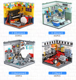 XINGBAO City Series XB-01402 The Future Dreams House Set 6 in 1 Building Blocks Bricks Toys Model - Your World of Building Blocks