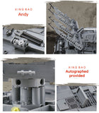 XINGBAO Military Series XB-06004 The SA-3 missile and T55 Tank Set Building Blocks Bricks Toys Model - Your World of Building Blocks
