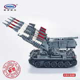 XINGBAO XB-06004 The SA-3 missile and T55 Tank - Your World of Building Blocks