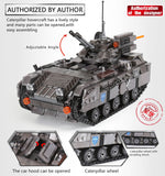 XINGBAO Military Series XB-06018 The Armoured Vehicle Set Building Blocks Bricks Toys Model - Your World of Building Blocks