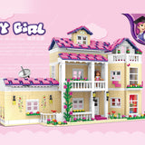 XINGBAO Girls Series XB-12006 The Happy Dormitory Set Building Blocks Bricks Toys Model - Your World of Building Blocks