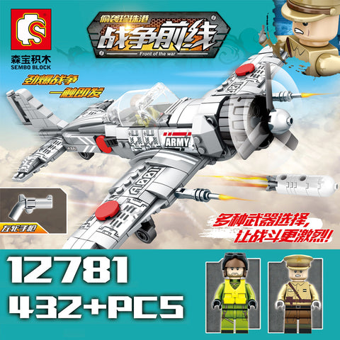 SEMBO 12781 Zero fighter