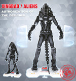 XINGBAO Movie Series XB-04001 The Alien Robot Set Building Blocks Bricks Toys Model - Your World of Building Blocks