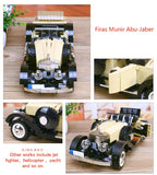 XINGBAO Dream Car Series XB-03007 The Rolls-Royce Noble Set Building Blocks Bricks Toys Model - Your World of Building Blocks