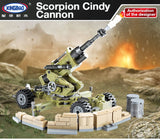 XINGBAO XB-06011 The Scorpion Cindy Cannon - Your World of Building Blocks