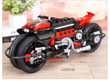 XINGBAO Technic Dream Car Series XB-03021 The Off-road Motorcycle Set Building Blocks Bricks - Your World of Building Blocks