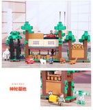 XINGBAO XB-09003 The Mysteries of Base - Your World of Building Blocks