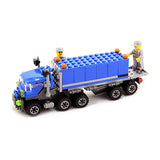 KAZI KY 6409 The Truck Set ( 5 models in 1 ) - Your World of Building Blocks