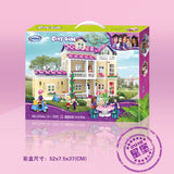 XINGBAO XB-12006 The Happy Dormitory - Your World of Building Blocks