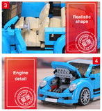XINGBAO XB-03015 The Beetle Car - Your World of Building Blocks