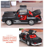 XINGBAO Dream Car Series XB-03010 The Photipong Car Set Building Blocks Bricks Toys Model - Your World of Building Blocks