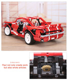 XINGBAO XB-07001 The 2014 Muscle Car - Your World of Building Blocks