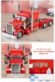 XINGBAO XB-03012 The Red Monster - Your World of Building Blocks