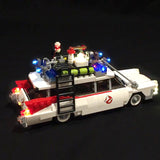 DIY LED Light Kit For The Ghostbusters Ecto-1&2 LG 21108 - Your World of Building Blocks
