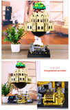 XINGBAO XB-05001 The City in The Sky - Your World of Building Blocks