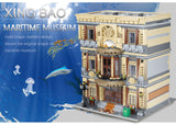XINGBAO XB-01005 The Maritime Museum - Your World of Building Blocks