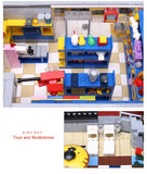 XINGBAO XB-01006 The Toys and Bookstore - Your World of Building Blocks