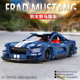 SEMBO 701710 FRAD MUSTANG - Your World of Building Blocks