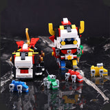 DECOOL 18002 Defender Of The Universe Voltron - Your World of Building Blocks