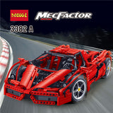 DECOOL 3382A/B Formula Speed Champions Racer Car F1 Enzoed - Your World of Building Blocks