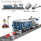 KAZI KY98230-98235 RC Electric Train - Your World of Building Blocks