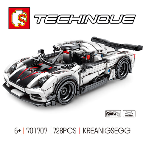 SEMBO 701707 KREANIGESGG - Your World of Building Blocks
