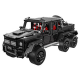 RAEL LE-J901 G63 AMG 6X6 LAND CRUISER - Your World of Building Blocks