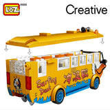 LOZ 1115 Duck Boat Travel Car - Your World of Building Blocks