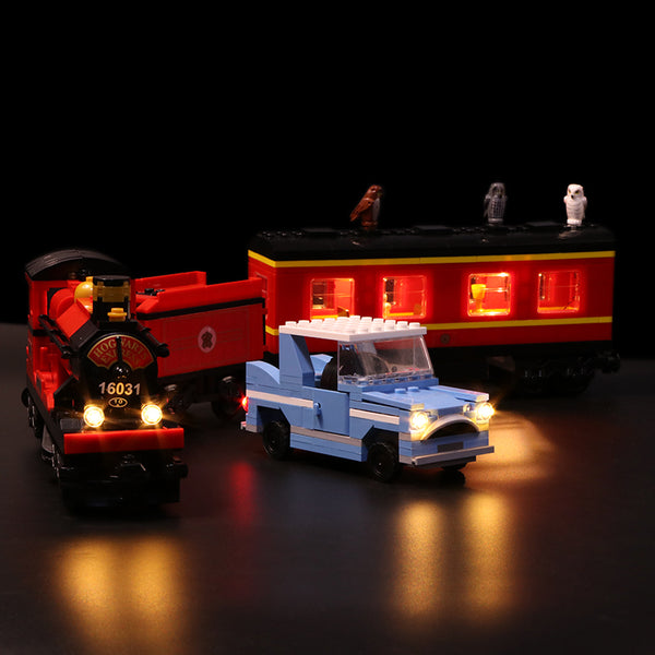 DIY LED Light Up Kit For Express Train 16031 - Your World of Building Blocks
