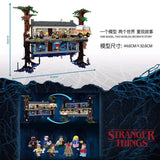 QIZHILE 25010 Newest Stanger Things The Upside Down - Your World of Building Blocks