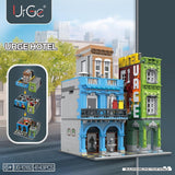 URGE 10182 Hotel - Your World of Building Blocks