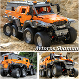 Mould King 13088 RC 1:8 AVTOROS SHAMAN - Your World of Building Blocks