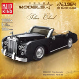 Mould King 10006 1964 RR Sliver Cloud