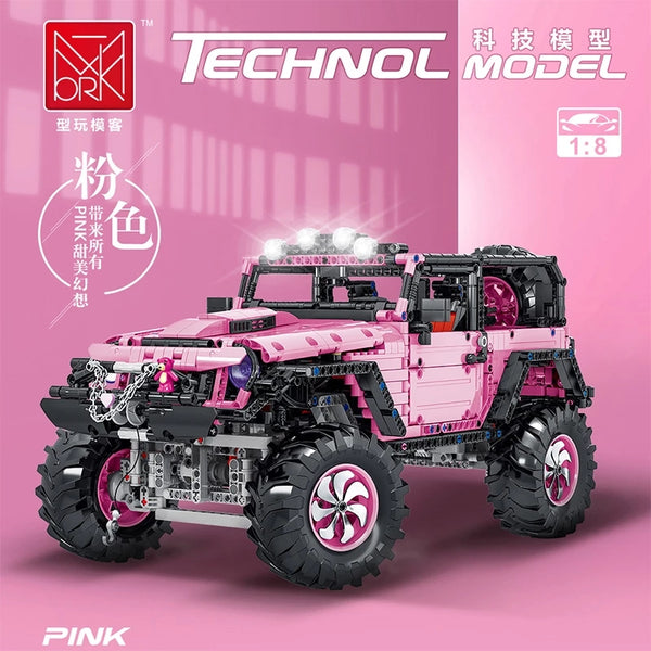 Mork 022010 -1 Pink Offroad