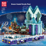 Mould King 11002 Dream Crystal Parade Float