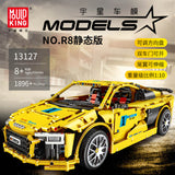 Mould King 13127 Audis R8