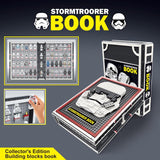 JACK J13003 Stormtrooper Book - Your World of Building Blocks
